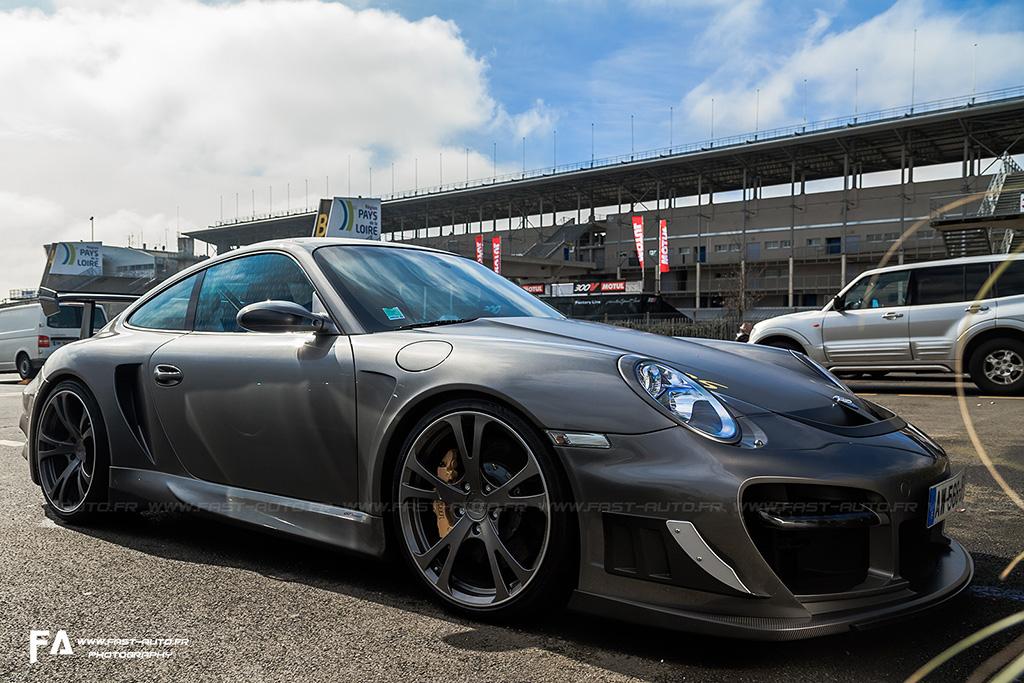 Club Porsche Motorsport France Le Mans Trackday 2013